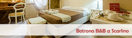 Bed and breakfast Botrona